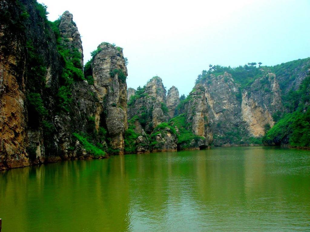 河南龙潭5a风景区